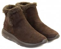 Чоботи  для жінок Skechers 14610 CHOC модне взуття, 2017
