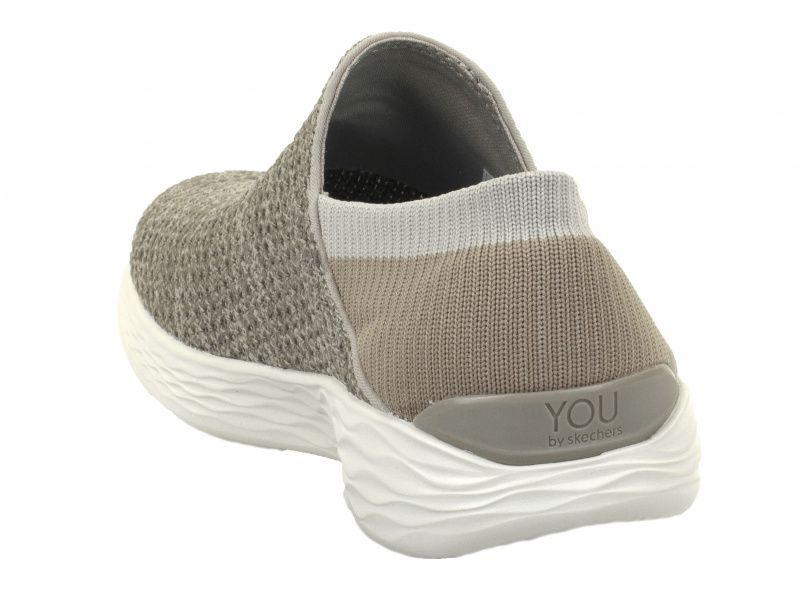 Cлипоны для женщин Skechers YOU KW4224 купить обувь, 2017