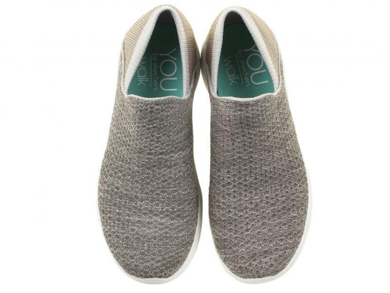 Cлипоны для женщин Skechers YOU KW4224 брендовая обувь, 2017