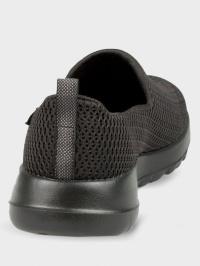 Слипоны для женщин Skechers 15600 BBK модная обувь, 2017