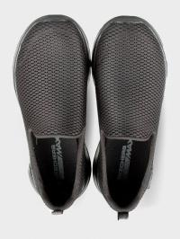 Слипоны для женщин Skechers 15600 BBK купить обувь, 2017
