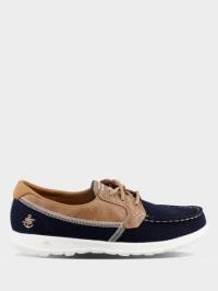 Полуботинки для женщин Skechers 15430 NVY брендовая обувь, 2017