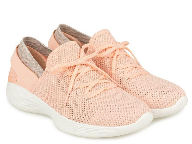 Кроссовки для женщин Skechers YOU KW4258 брендовая обувь, 2017