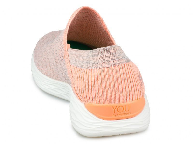 Слипоны для женщин Skechers YOU KW4259 купить обувь, 2017