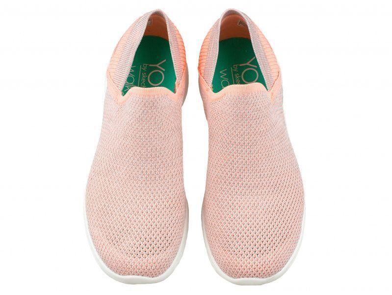 Слипоны для женщин Skechers YOU KW4259 размеры обуви, 2017
