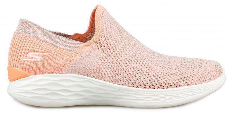Слипоны для женщин Skechers YOU KW4259 модная обувь, 2017