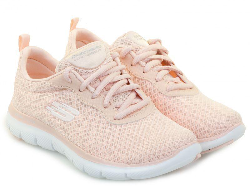 Кроссовки для женщин Skechers 12775 LTPK брендовая обувь, 2017