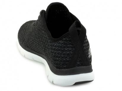 Кроссовки для женщин Skechers 12773 BKW брендовая обувь, 2017