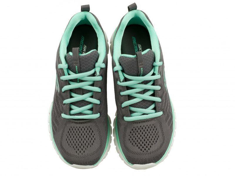 Кроссовки для женщин Skechers KW4267 купить обувь, 2017