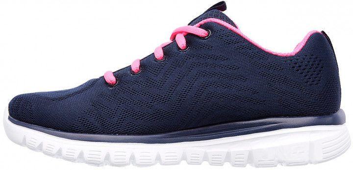 Кроссовки для женщин Skechers KW4268 стоимость, 2017