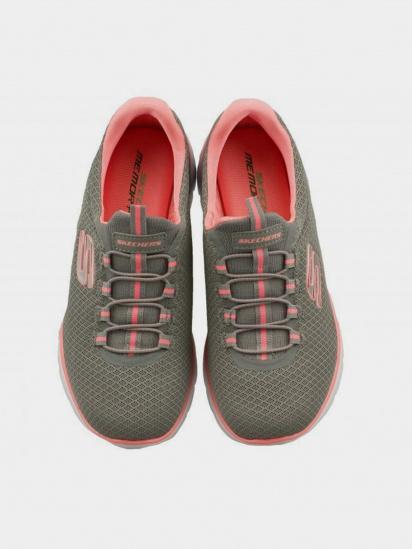 Кроссовки для женщин Skechers KW4271 , 2017