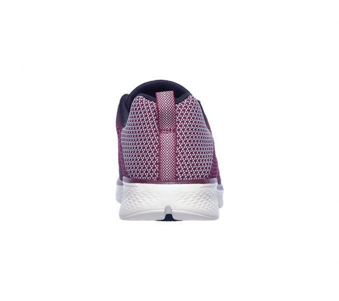 Кросівки  для жінок Skechers GO 14930 PUR купити взуття, 2017