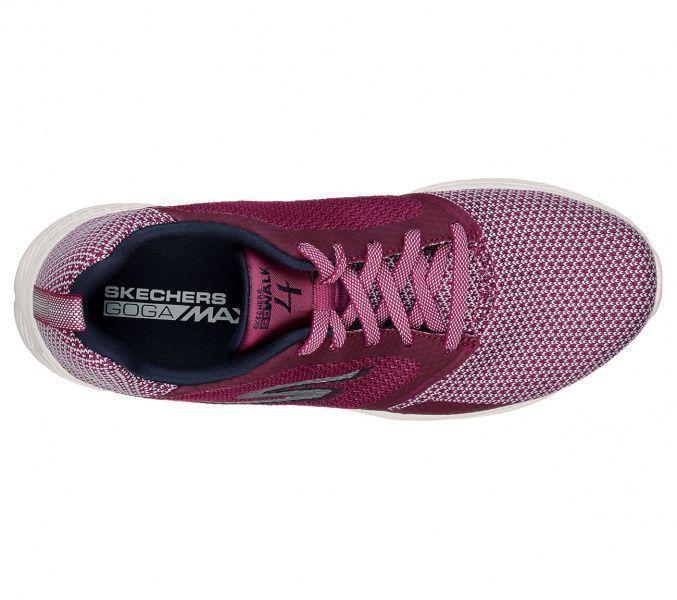 Кросівки  для жінок Skechers GO 14930 PUR замовити, 2017