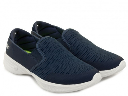 Сліпони  для жінок Skechers GO 14927 NVY брендове взуття, 2017