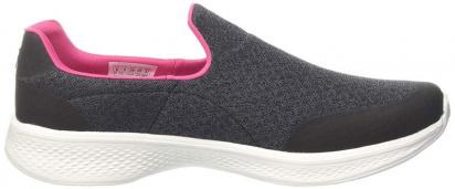 Слипоны для женщин Skechers GO 14937 BKHP брендовая обувь, 2017