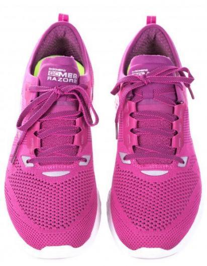 Кросівки для тренувань Skechers модель 15212 PNK — фото 4 - INTERTOP