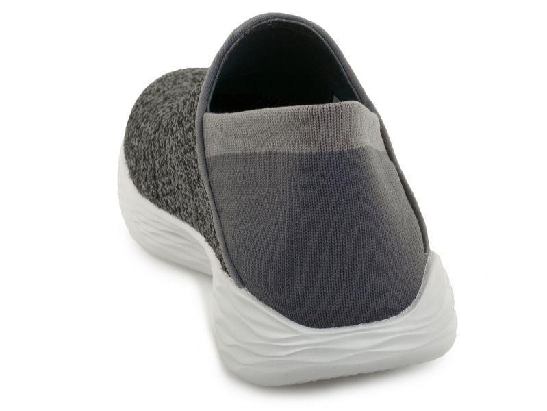 Cлипоны для женщин Skechers YOU KW4325 купить обувь, 2017