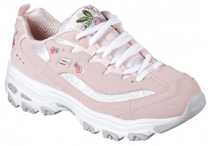 Кроссовки женские Skechers D'Lites KW4336 купить обувь, 2017