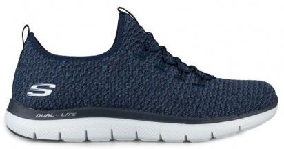 Кроссовки женские Skechers SPORT 12904 NVY размеры обуви, 2017