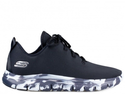 Кроссовки женские Skechers SPORT 12905 BKW размеры обуви, 2017