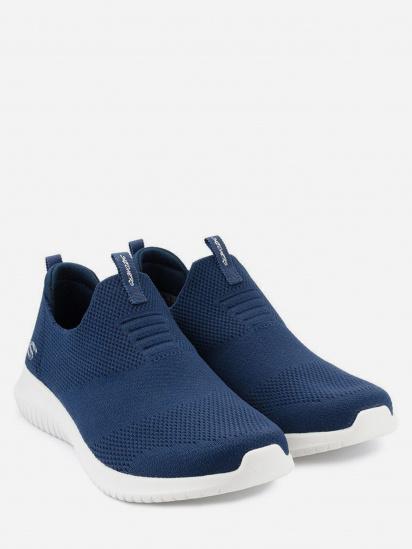 Слипоны женские Skechers SPORT 12837 NVY брендовая обувь, 2017