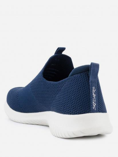 Слипоны женские Skechers SPORT 12837 NVY размеры обуви, 2017