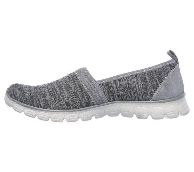 Сліпони  для жінок Skechers SPORT ACTIVE 23436 GRY брендове взуття, 2017