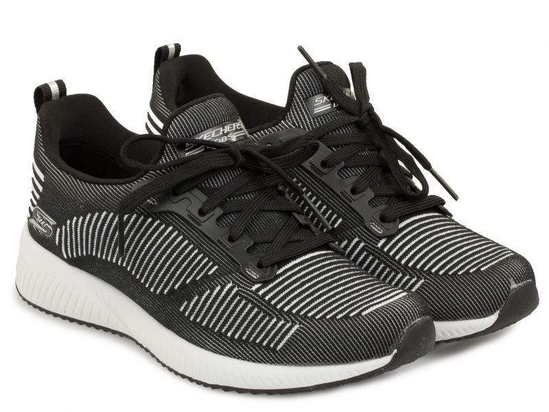 Кроссовки женские Skechers BOBS 31360 BKW размеры обуви, 2017