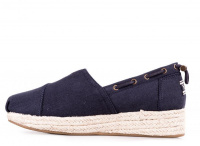 Слипоны женские Skechers BOBS 34110 NVY купить обувь, 2017