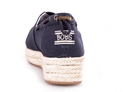 Слипоны женские Skechers BOBS 34110 NVY брендовая обувь, 2017