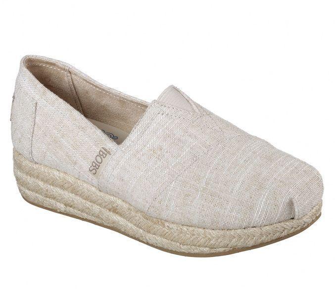 Слипоны женские Skechers BOBS KW4400 брендовая обувь, 2017