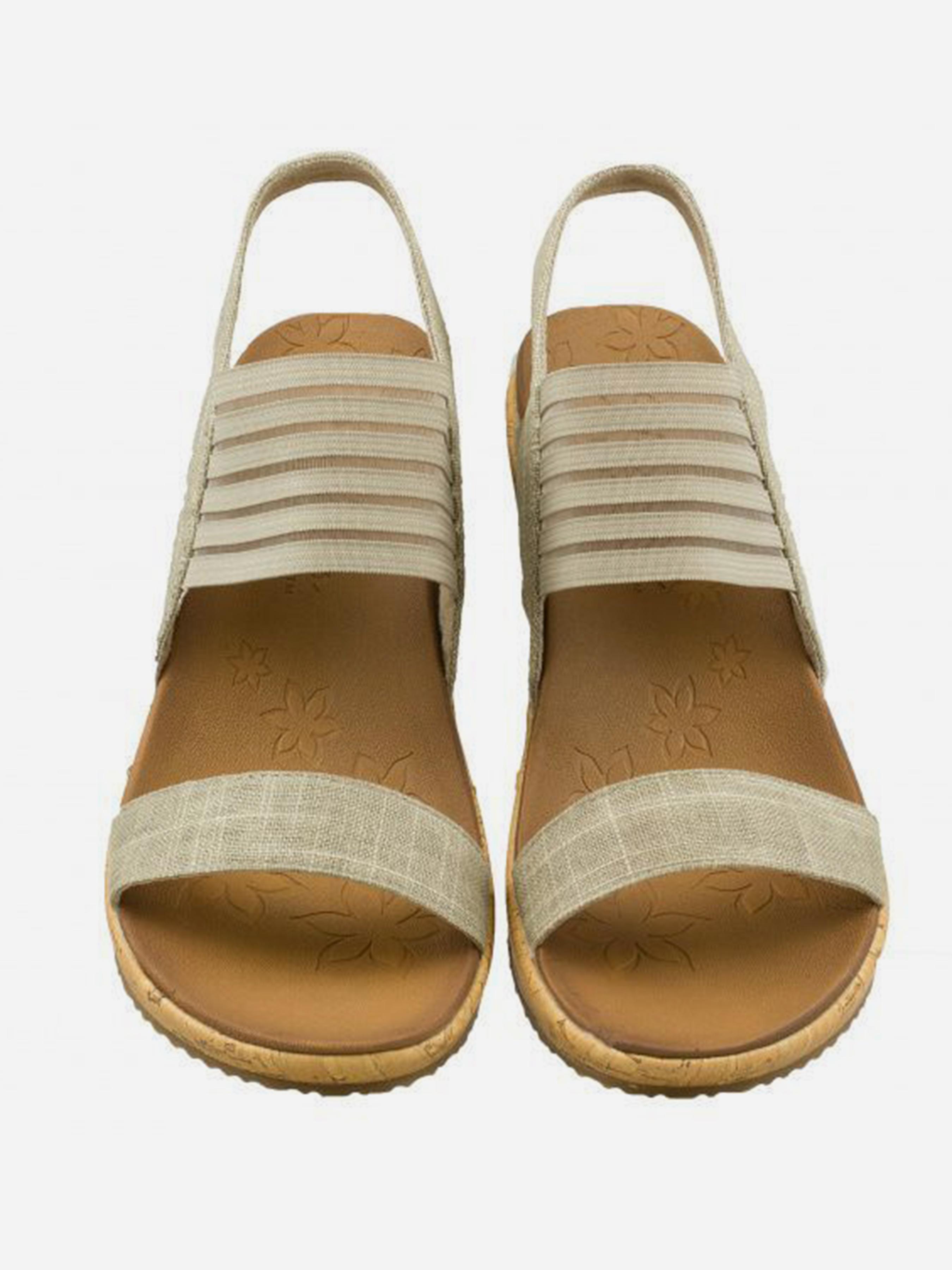 Босоножки женские Skechers CALI KW4420 брендовая обувь, 2017