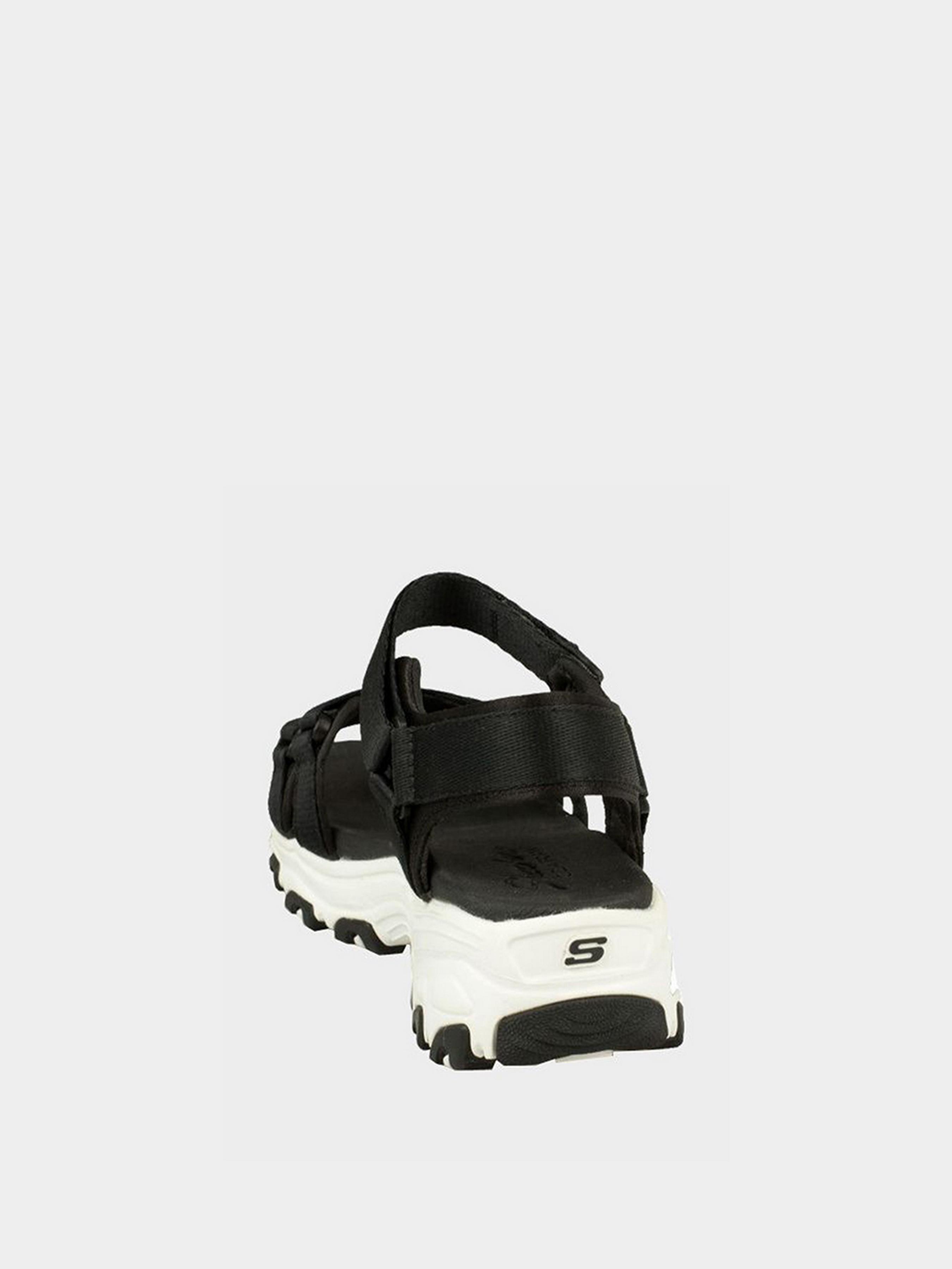 Сандалі  жіночі Skechers 31514 BLK розміри взуття, 2017