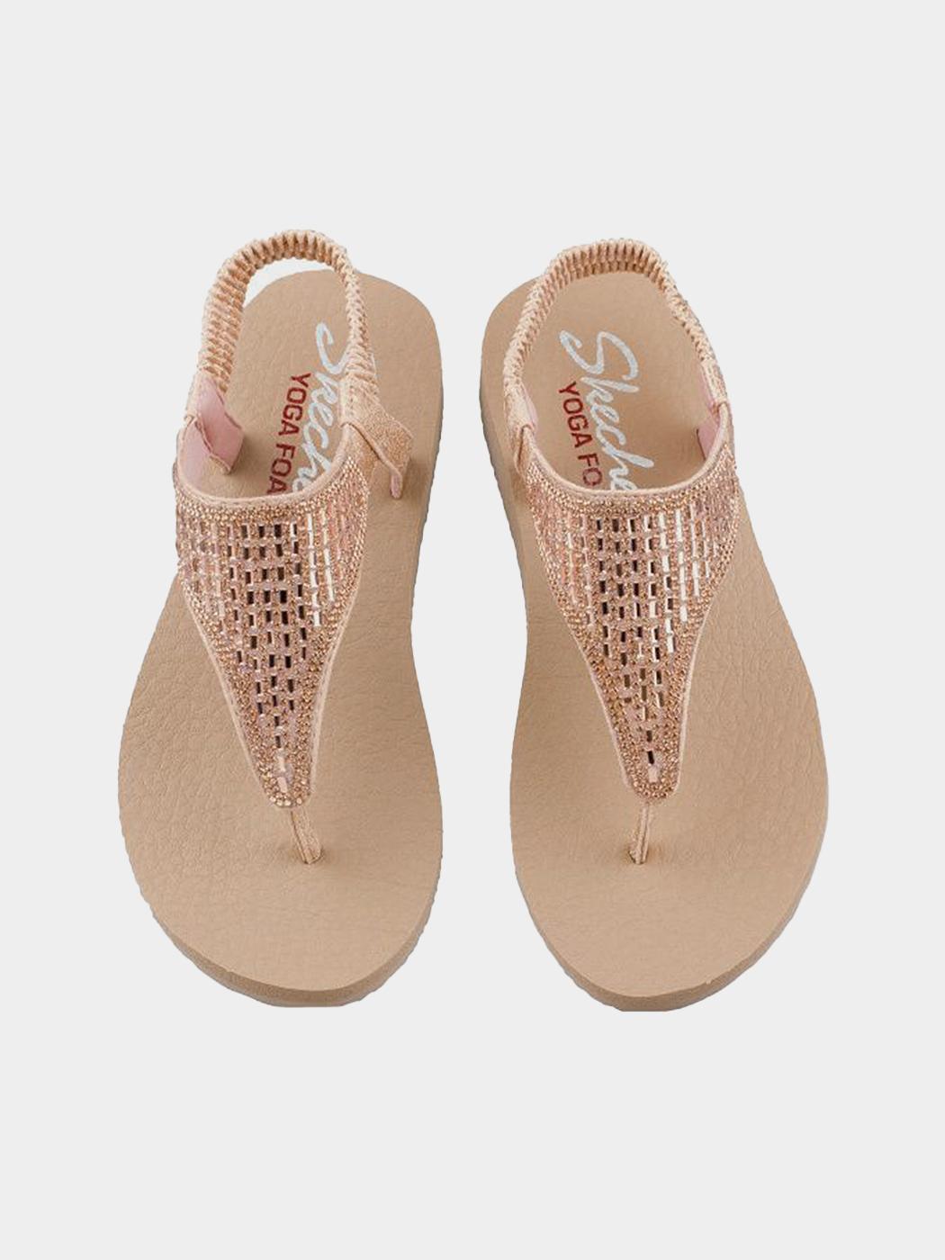 Сандалии женские Skechers CALI KW4520 модная обувь, 2017