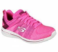 женская обувь Skechers розового цвета , 2017