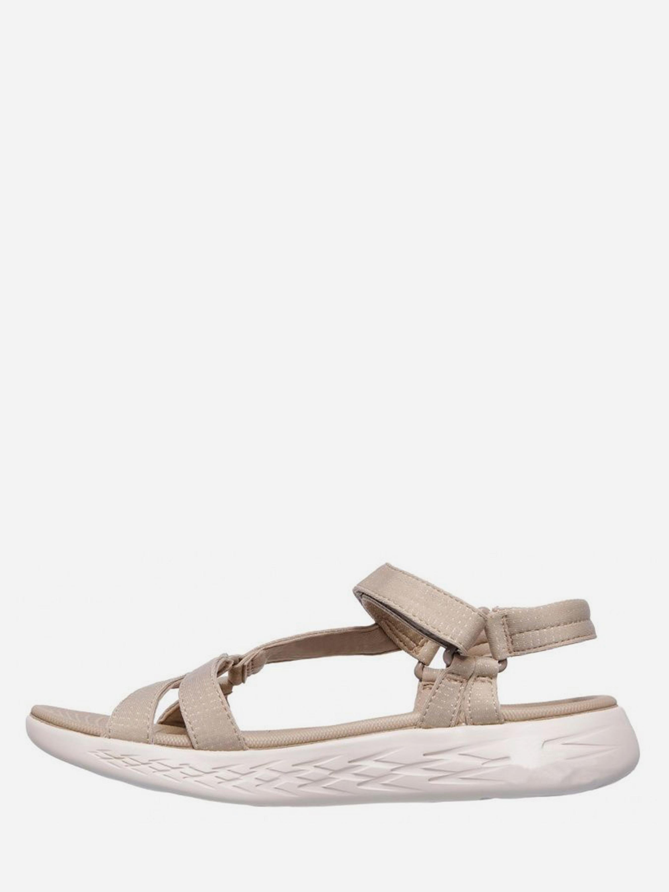 Сандалі  для жінок Skechers 15316 NAT модне взуття, 2017