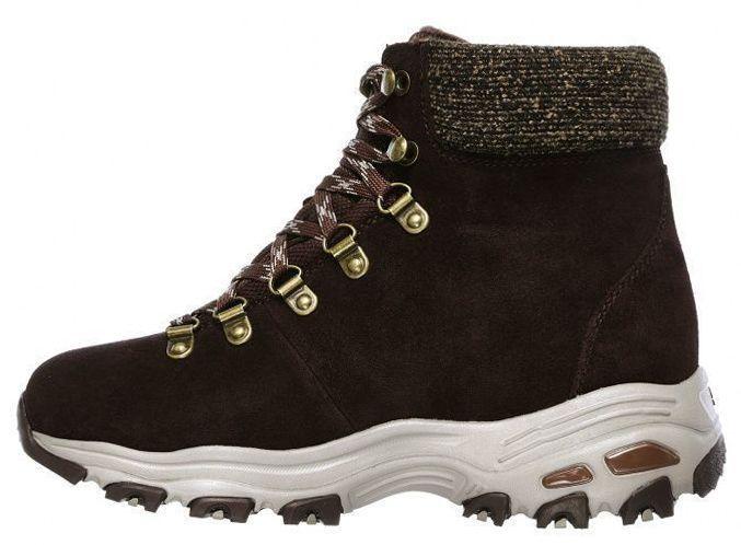 Ботинки для женщин Skechers KW4541 модная обувь, 2017