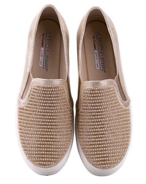 Cлипоны женские Skechers Street KW4570 брендовая обувь, 2017