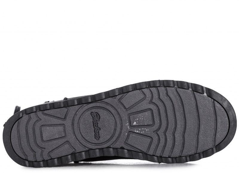 Чоботи  для жінок Skechers 44932 BLK модне взуття, 2017