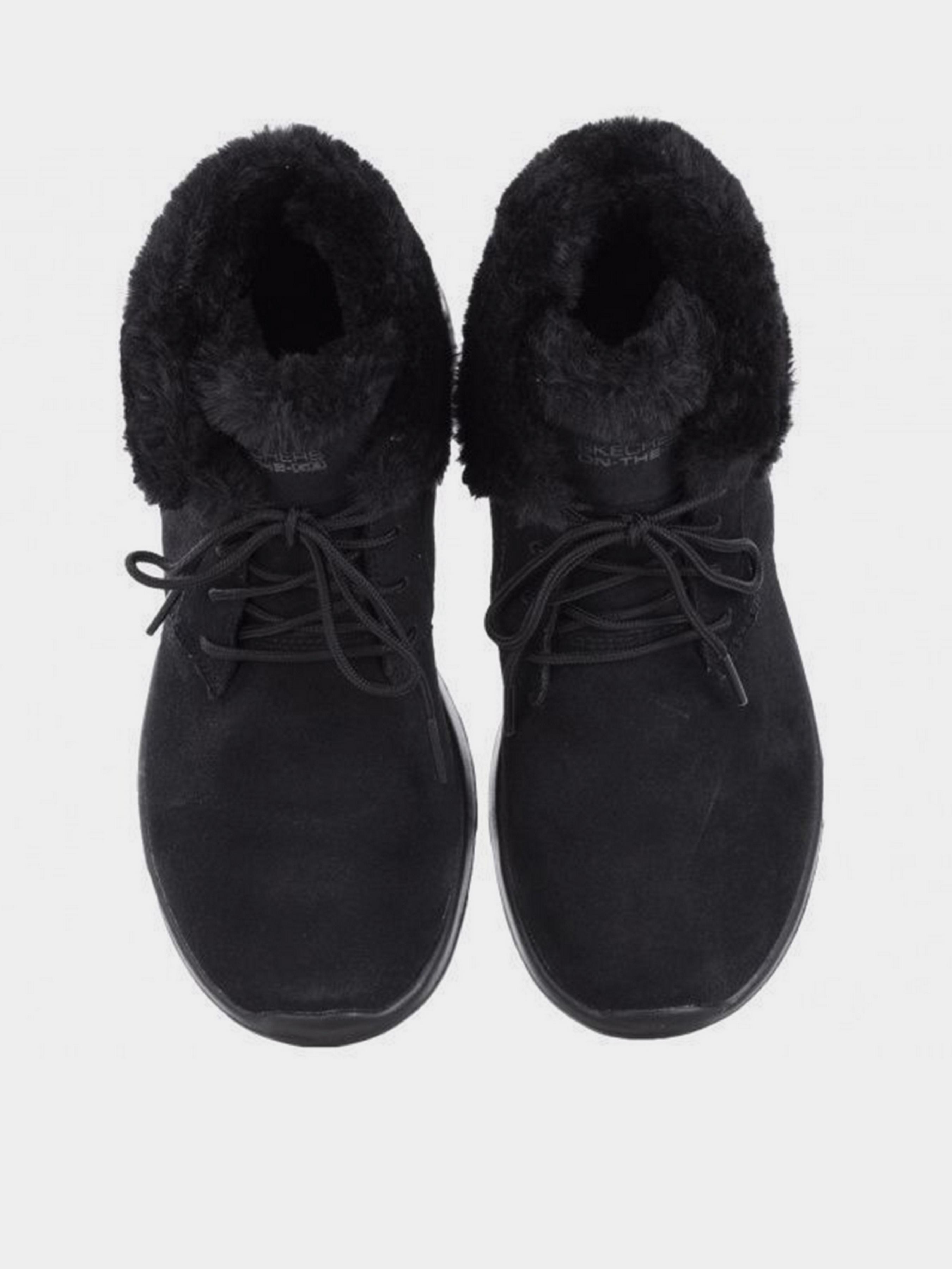 Черевики  для жінок Skechers 15506 BBK розміри взуття, 2017