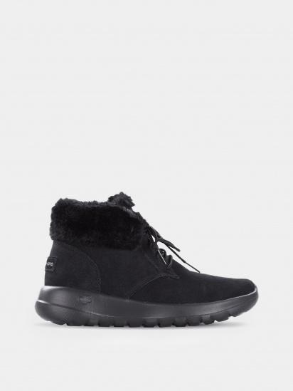 Черевики  для жінок Skechers 15506 BBK модне взуття, 2017