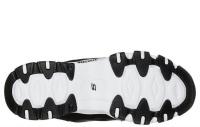 Кросівки жіночі Skechers D'Lites 12976 BKW - фото