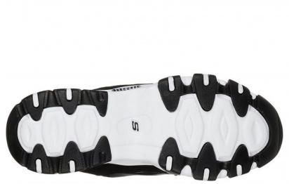 Кросівки  для жінок Skechers D'Lites 12976 BKW купити в Iнтертоп, 2017