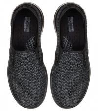 Сліпони  для жінок Skechers 15629 BKGY купити взуття, 2017
