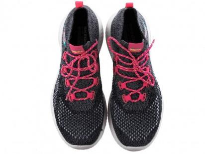 Кросівки для міста Skechers модель 15667 BKMT — фото 4 - INTERTOP