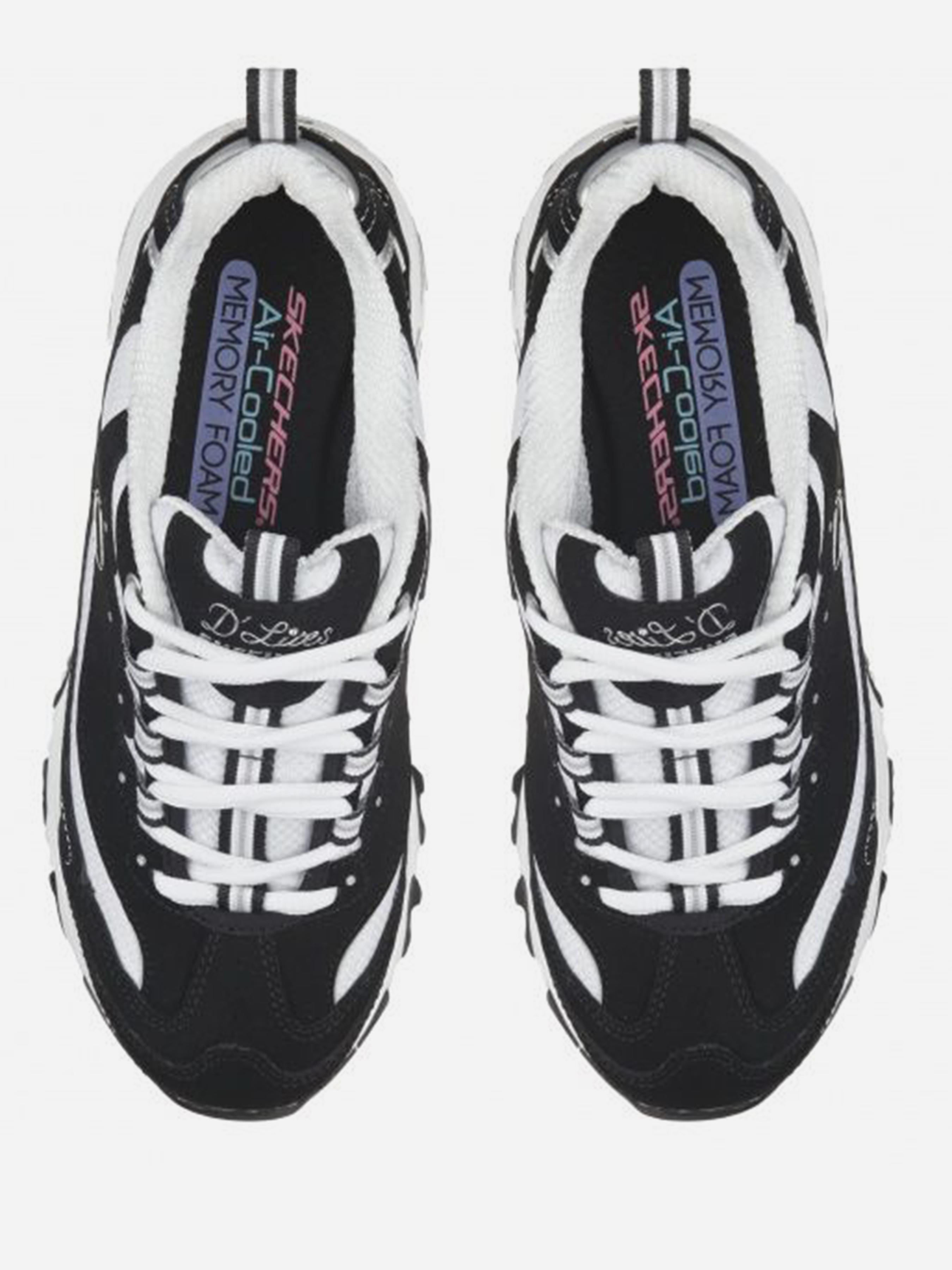 Кроссовки для женщин Skechers D'Lites KW4632 купить в Интертоп, 2017