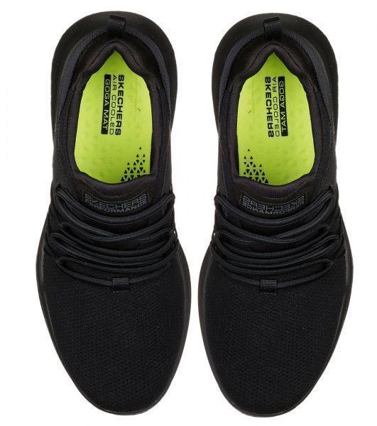 Кросівки  для жінок Skechers 14843 BBK купити взуття, 2017