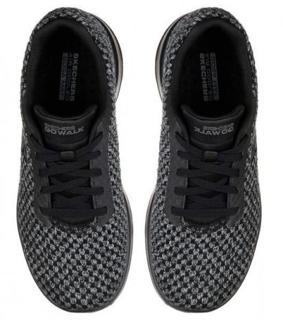 Кросівки  для жінок Skechers 15617 BBK купити взуття, 2017