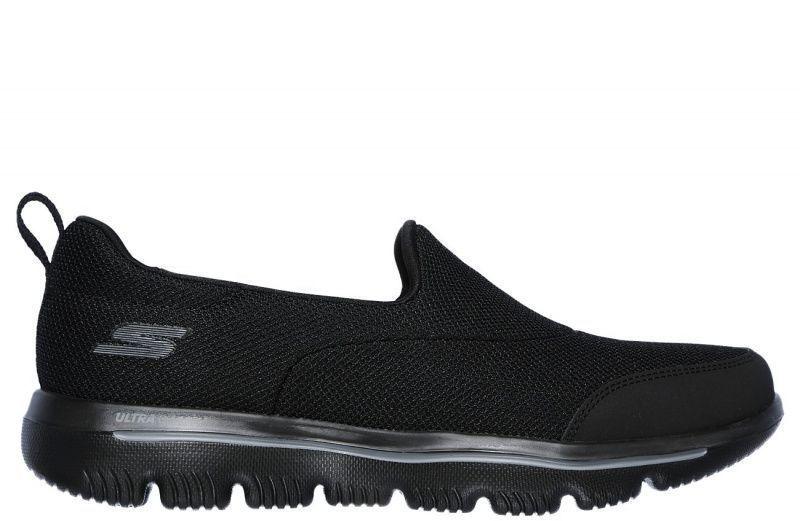 Купить Cлипоны женские Skechers KW4650, Черный