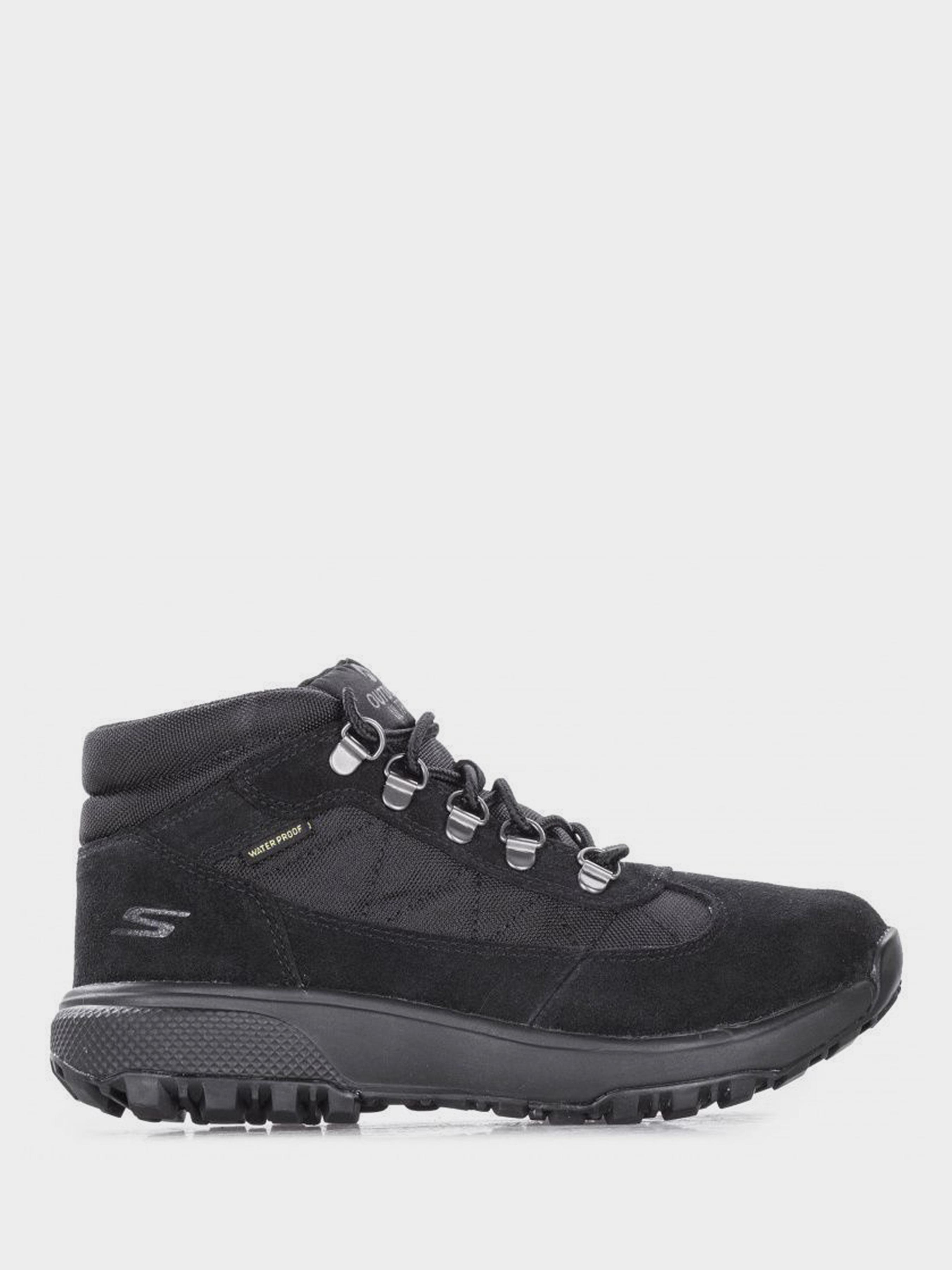 Купить Ботинки для женщин Skechers KW4659, Черный